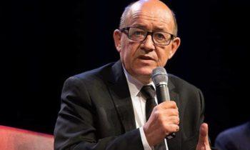 Глава МИД Франции заявил об угрозе возникновения международной анархии