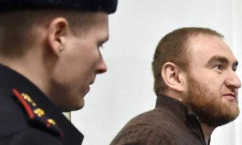 «Надо было другие законы принимать»: Арашукову не нравится быт в тюрьме